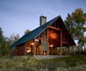 Colorado Residence, Minimalist Wooden House Design with Low Energy Consumption