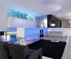 Extravagant Ultra Modern House  Lofthouse by Luc Binst 
