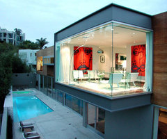 Ultra Modern Home at LA
