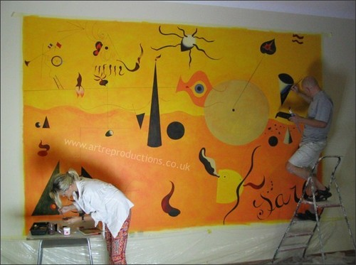 Wall Painting Designs, Interior Walls Painting 