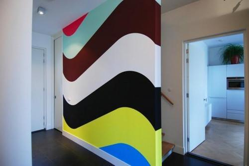 Wall Painting Designs For Girls, Interior Design Bedroom