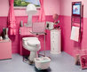 girls bathroom design idea from darsel 