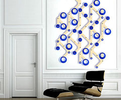 Cool Interior Wall Art Design Ideas with ModulA.R.T by A.R.T « Interior Design « Design Wagen