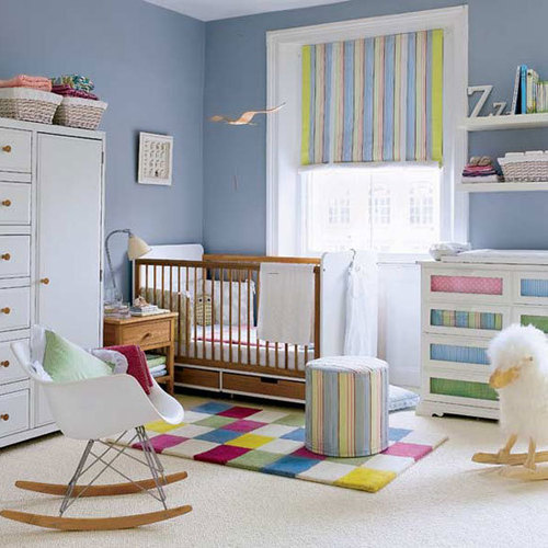 Baby Room Design, Baby Room Confortable Design