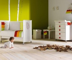 Lovely Baby Nursery Furniture By Cambrass