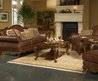 LEATHER LIVING ROOM FURNITURE  3D 
