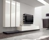 Minimalist Linear Modern Interior Living Room Furniture by DallAgnese 