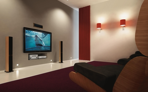 Living Room Furniture Tv, The