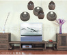 Rattan Furniture Living Room Set TV