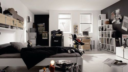 Teenage Room Design, 25 Room Designs for Teenage Boys