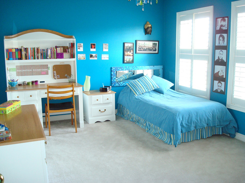 Teenage Room Design, Teen Room Designs