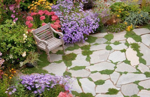 Landscape Patio Design, Garden Design Ideas