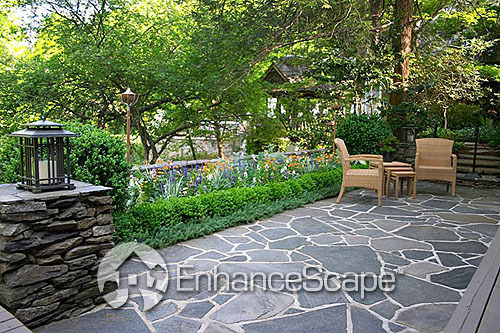 Landscape Patio Design, Patio Photo 1 