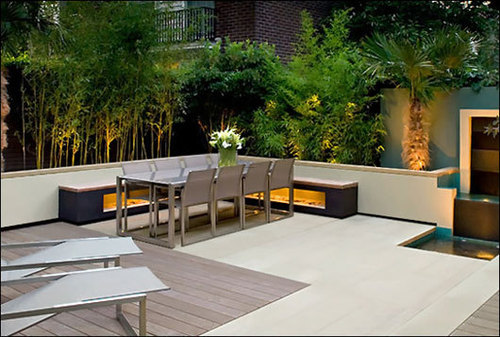 Landscape Patio Design, Patio design plants
