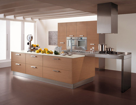 Brown Kitchen Cabinets, contemporary%2Bbrown%2Bkitchen%2Bcabinets
