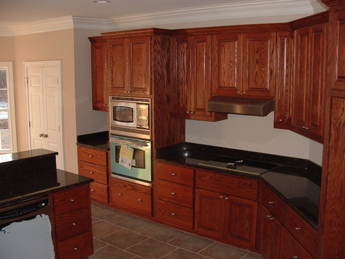 Brown Kitchen Cabinets, Why