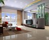 TV Entertainment Center in Modern Living Room Designs Idea by Cool