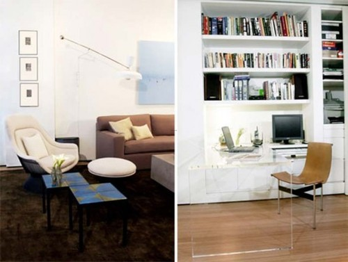 Small Apartment Decorating Ideas, New Exclusive Home Design: Loft Small Apartment Decorating Ideas from Tori Golub