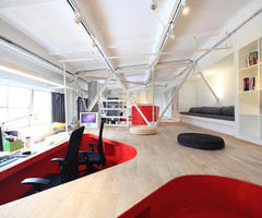 Taranta Studio by Taranta Creations Has You Working In the Floor