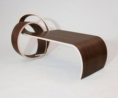 Elegant And Stylish Why Knot Table