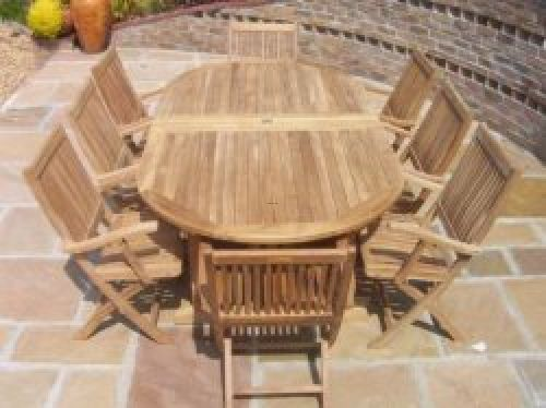 Teak Garden Furniture, Teak garden furniture sets, teak benches, tree seats, steamers
