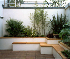 roof terrace > garden design