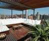 Modern design rooftop terrace apartment by ochsdesign
