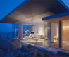 Beach Front Models House Design Luxury Single Family Home