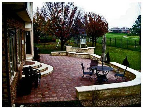 Backyard Patio Pictures, 5 Beautiful Backyard Landscaping Ideas to Green Your Garden