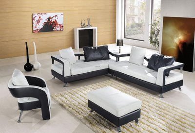 Living Room Furniture Contemporary on Living Room Furniture Sets  Modern Furniture Living Room Leather