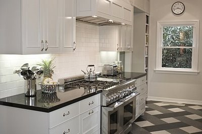 Black White Kitchen Tile, Tiles White Gloss Kitchen