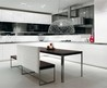 The modern of black and white kitchen design ideas 