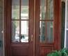 French Entry Doors, Mahogany double door units. Buy online.