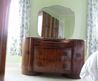 SalvoWEB : Vintage Antique Dressing Table and Mirror