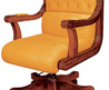 Leather Office Chair / Boss Chairs(S