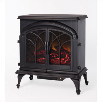 Electric Fireplace Stoves, Fire Sense Fox Hill Electric Fireplace Stove