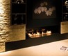 Modern fireplace design appropriate to your home interior