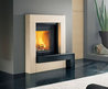 Modern Italian fireplace interior design from Montegrappa