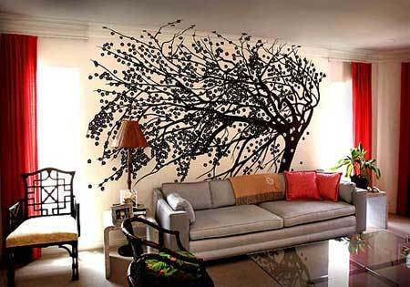Friendly living room to your nice guests by living room Wall paint for living room ideas