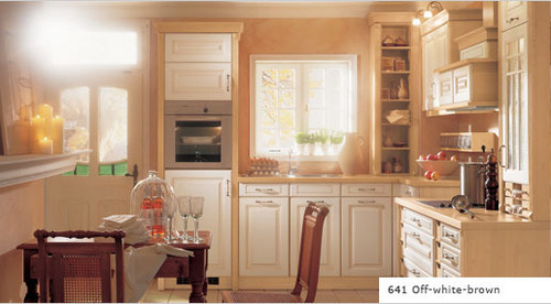 Romantic Traditional Kitchen, Kitchen Designer 