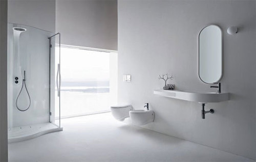 Black And White Italian Bathroom Design Ideas For Modern Minimalist Interior Design Bookmark 1313