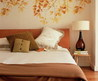 Bedroom Improvement Mural Wall Décor