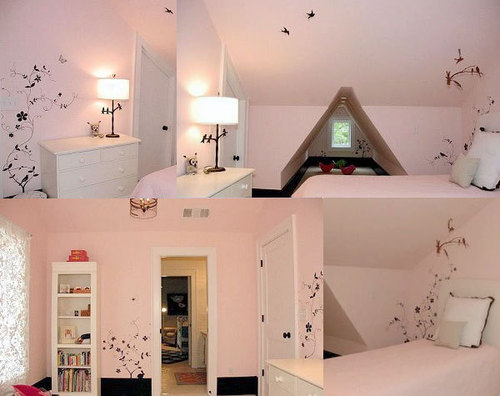 Kids Interior Design Wall Decoration And Lighting