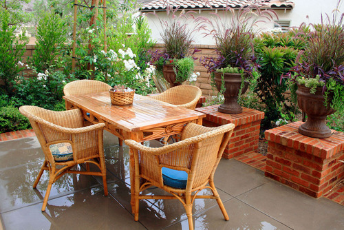 Modern Outdoor Table And Chairs Design, Design Furniture Outdoor Tables and Chairs for Garden Decoration