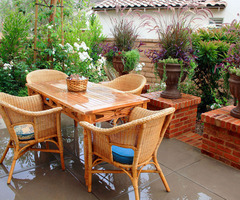 Design Furniture Outdoor Tables and Chairs for Garden Decoration 