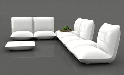 Futuristic Outdoor Sofa For Swimming Pool Design Bookmark 1358
