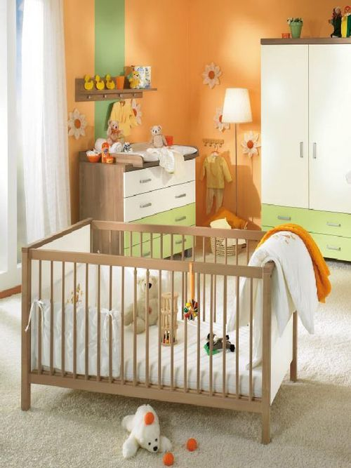25 Cool Lovely Baby Nursery Furniture Design For Prince
