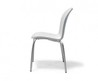 Beautiful White Outdoor Tables and Chairs