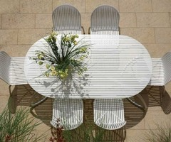 Outdoor Chairs Furnitur by Koji 