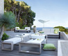 Modern Patio Furniture Sets, Table